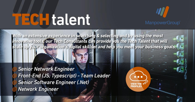 Tech talent Campaign
